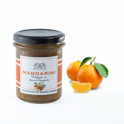 Mandarini e succo d'agave