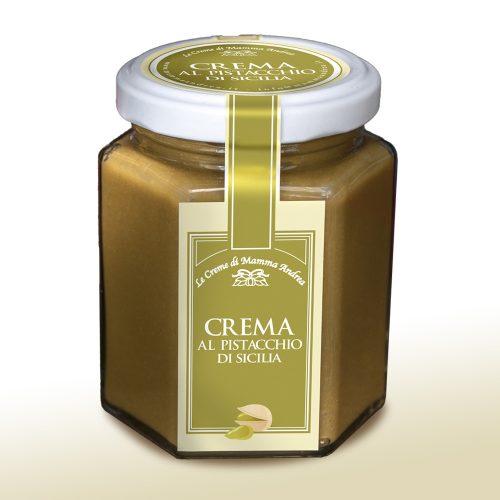 Crema al pistacchio di sicilia