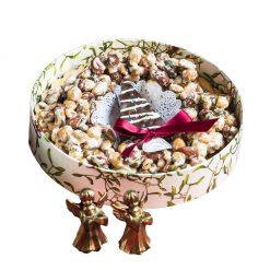 Croccante con albero torronato ai pistacchi