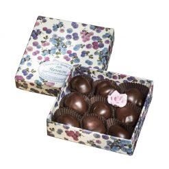 Marroncini ricoperti di cioccolato fondente