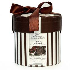 Snack agli aromi - cofanetto rigato